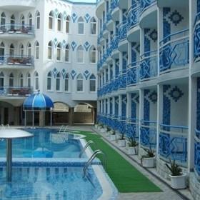 """Отдых в Крыму. Курортный отель """"1001 nights Resort&Spa"""""""