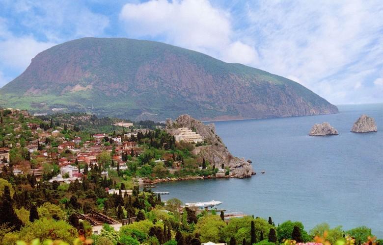 Отдых в Крыму. Большая Ялта: Гурзуф