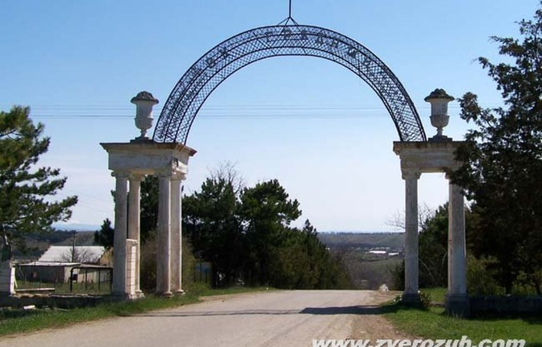 Отдых в Крыму. Кроненталь (Кольчугино) - этнографический центр