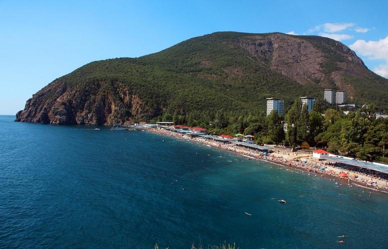 Отдых в Крыму. Аю-Даг (Медведь-гора)