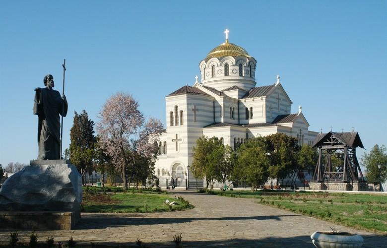 Отдых в Крыму. Херсонес Таврический
